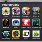 Photography apps