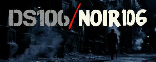 """""""noir106_logo_detritus"""" by @aforgrave"""