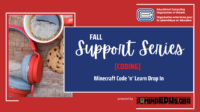 ECOO Support Series Fall @GamingEDUs