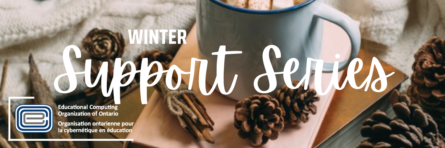 Series Support Winter Twitter Header Long ECOO White